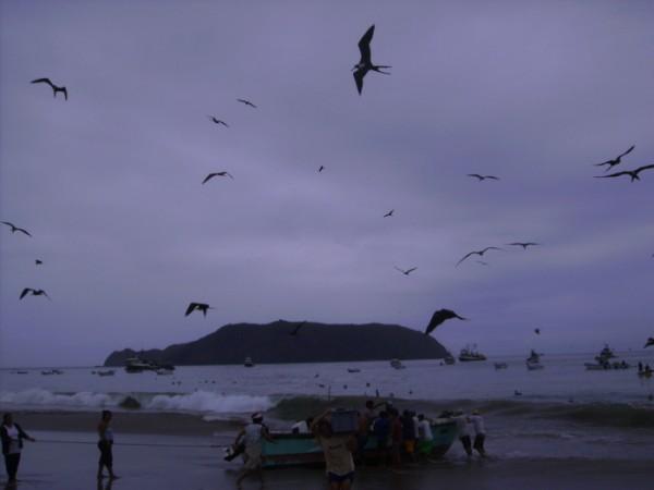 Un pueblo de pescadores