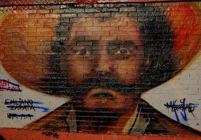 Graffiti de Zapata
