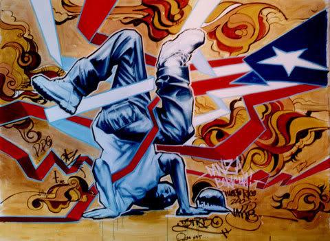 Graffiti puertorriqueño