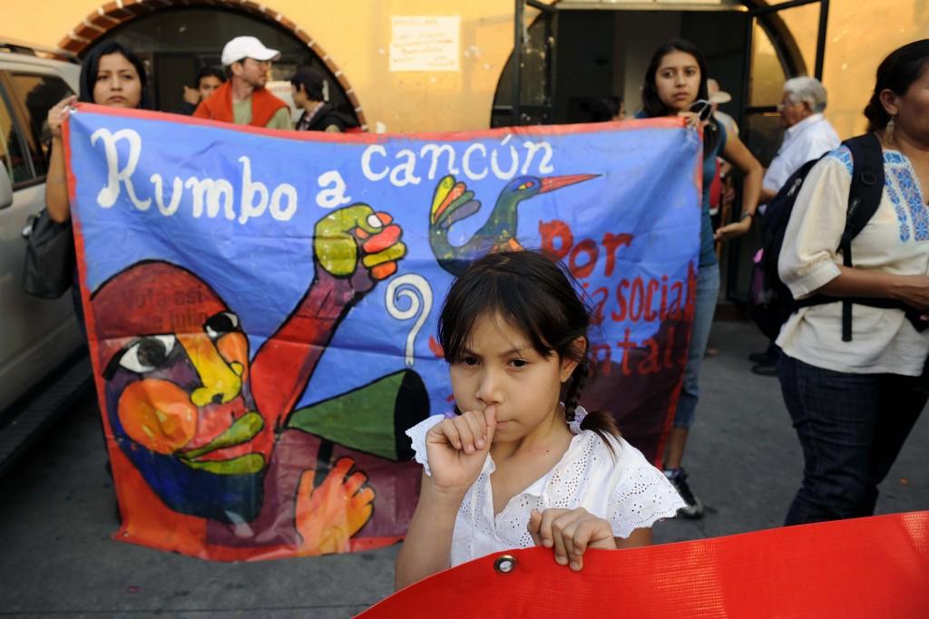 Verso Cancun COP 16