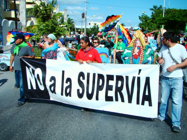 No a la Supervia