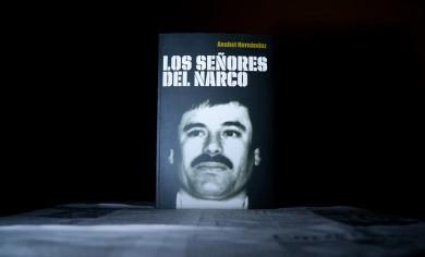 Portada del libro Los señores del narco