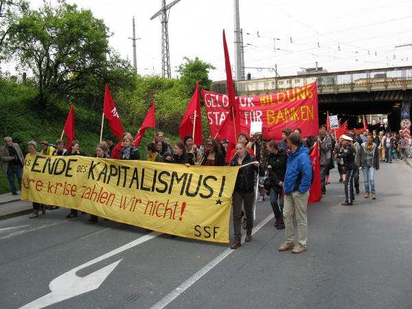 1 de mayo en Salzburgo