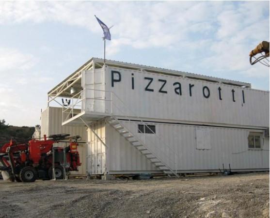La empresa Pizzarotti fue contratada para construir un túnel en el valle de Cedars
