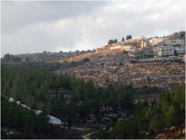 Pueblo palestino Beit Iksa