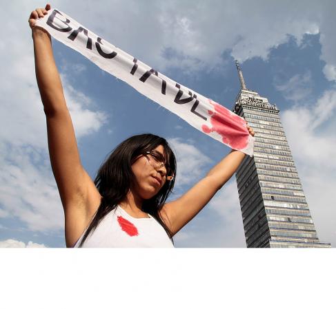 Manifestación del 6 de abril de 2011.