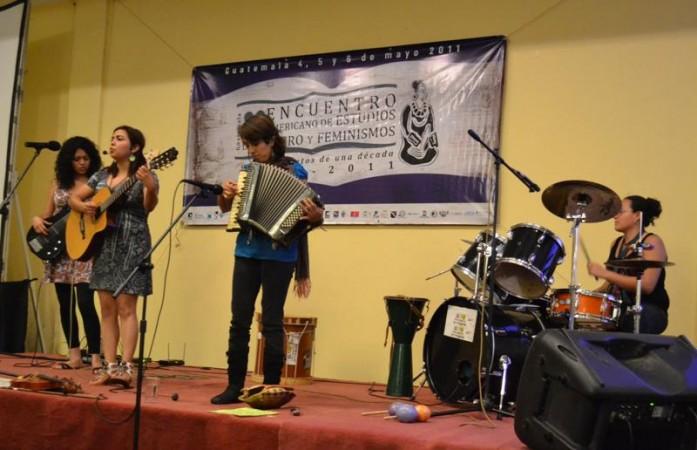 Evento cultural: grupo Nai'k Madera