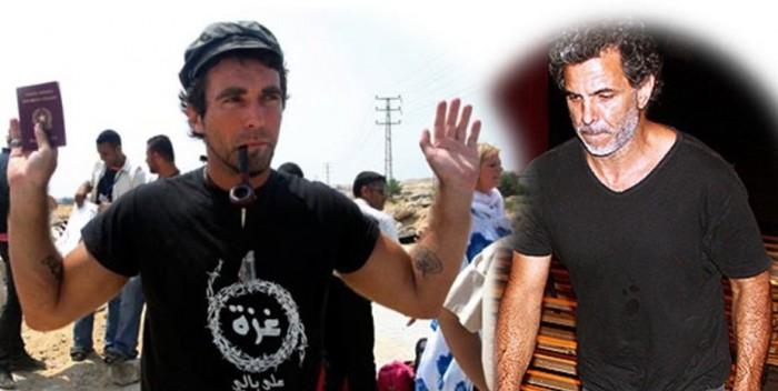 Vittorio Arrigoni y Juliano Mer-Khamis