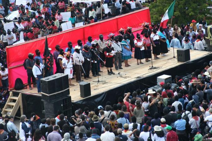 Comandancia General del EZLN