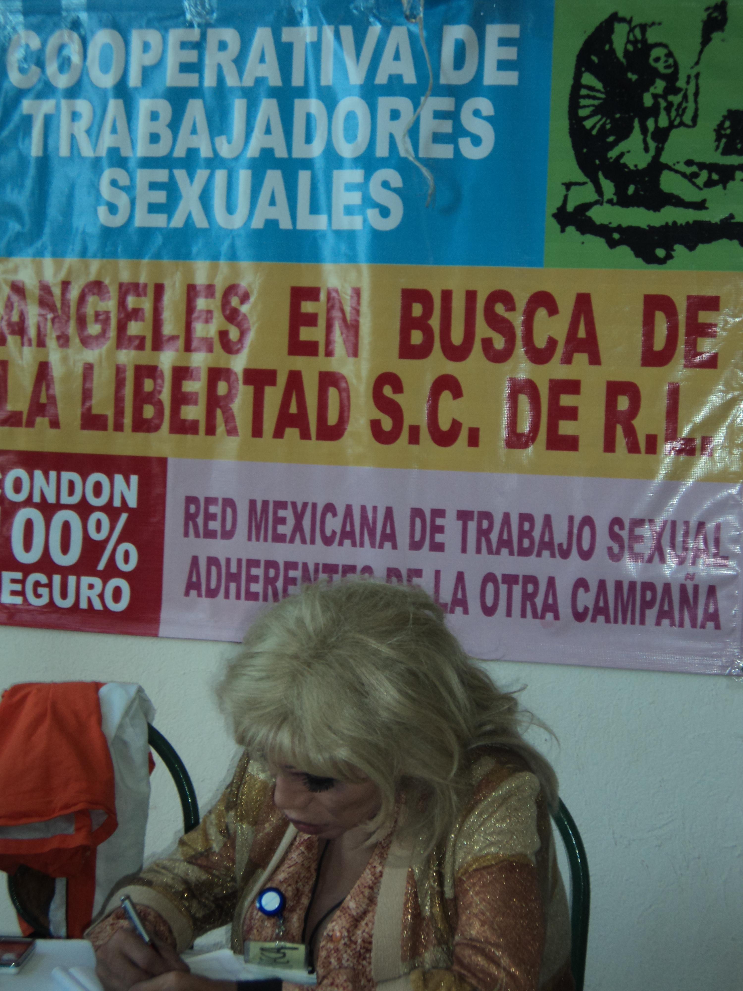 Encuentro Nacional de Trabajadoras Sexuales