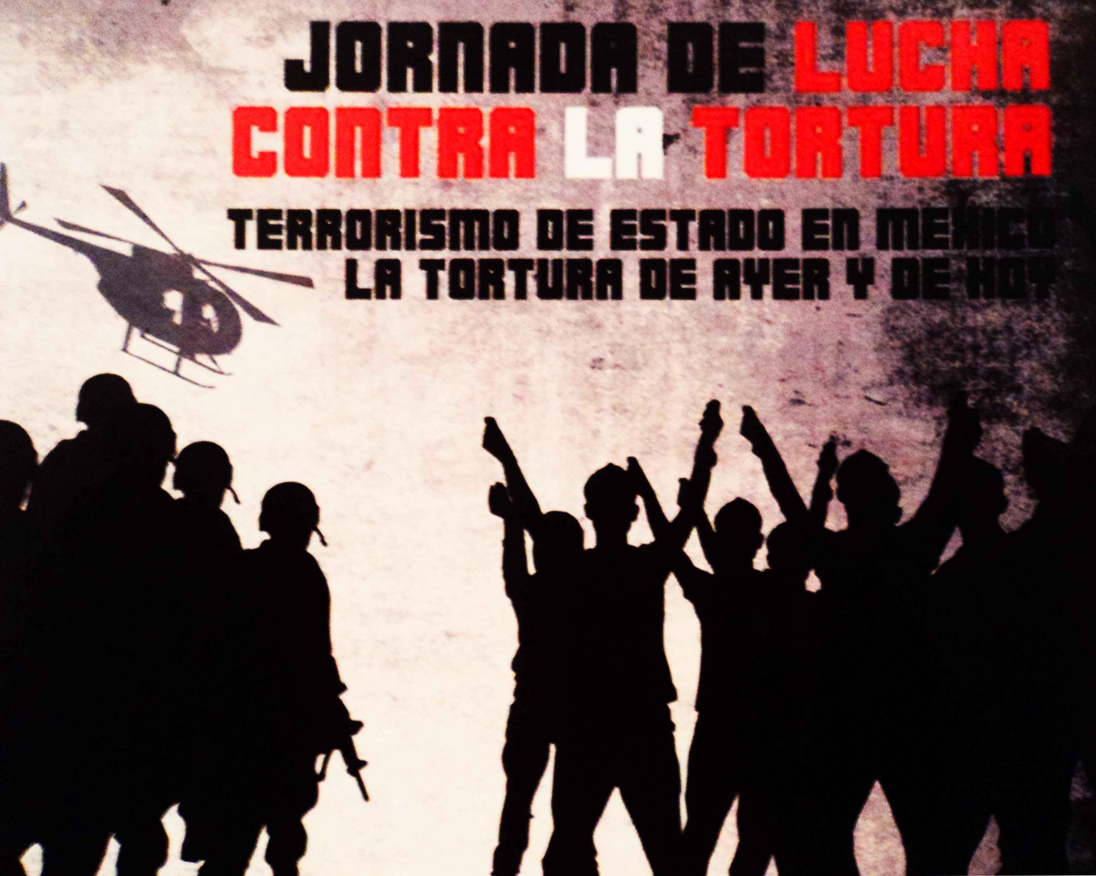 Jornada de lucha contra la tortura