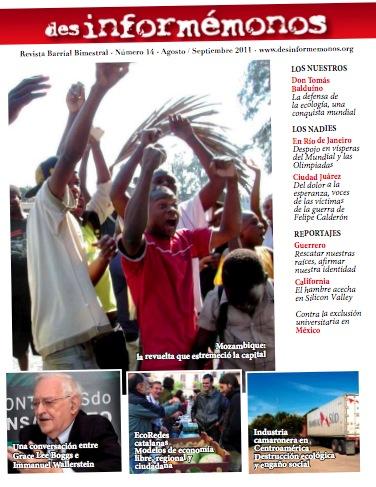 Revista Barrial Bimestral - Número 14 - Agosto / Septiembre 2011
