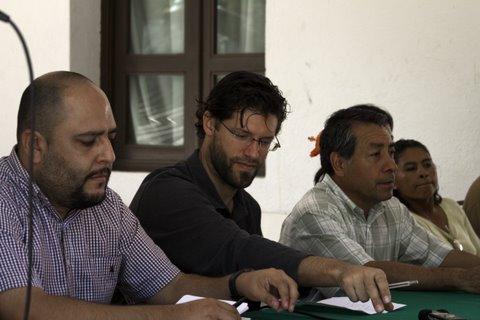 guelaguetza_radial_conferencia. LunaMarán