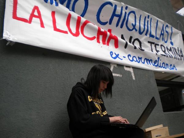 Alejandra Andrea Carrasco. Chile. Foto: Loreto Bravo