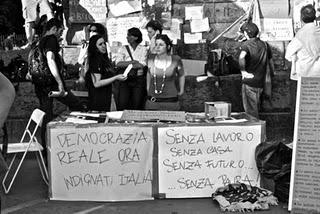 Asamblea Roma 3 agosto