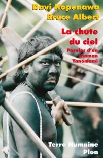Portada del libro de Davi Kopenawa y Bruce Albert
