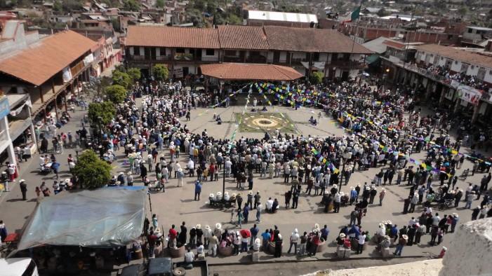 Acto de toma de autoridades del Concejo Moayor. Foto: Alicia Ortiz