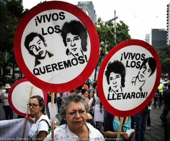 Foto: Heriberto Paredes Coronel/ Agencia Subversiones