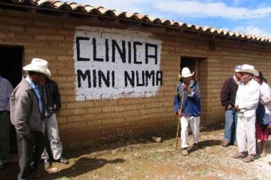 Foto:Centro de Derechos Humanos Tlachinollan