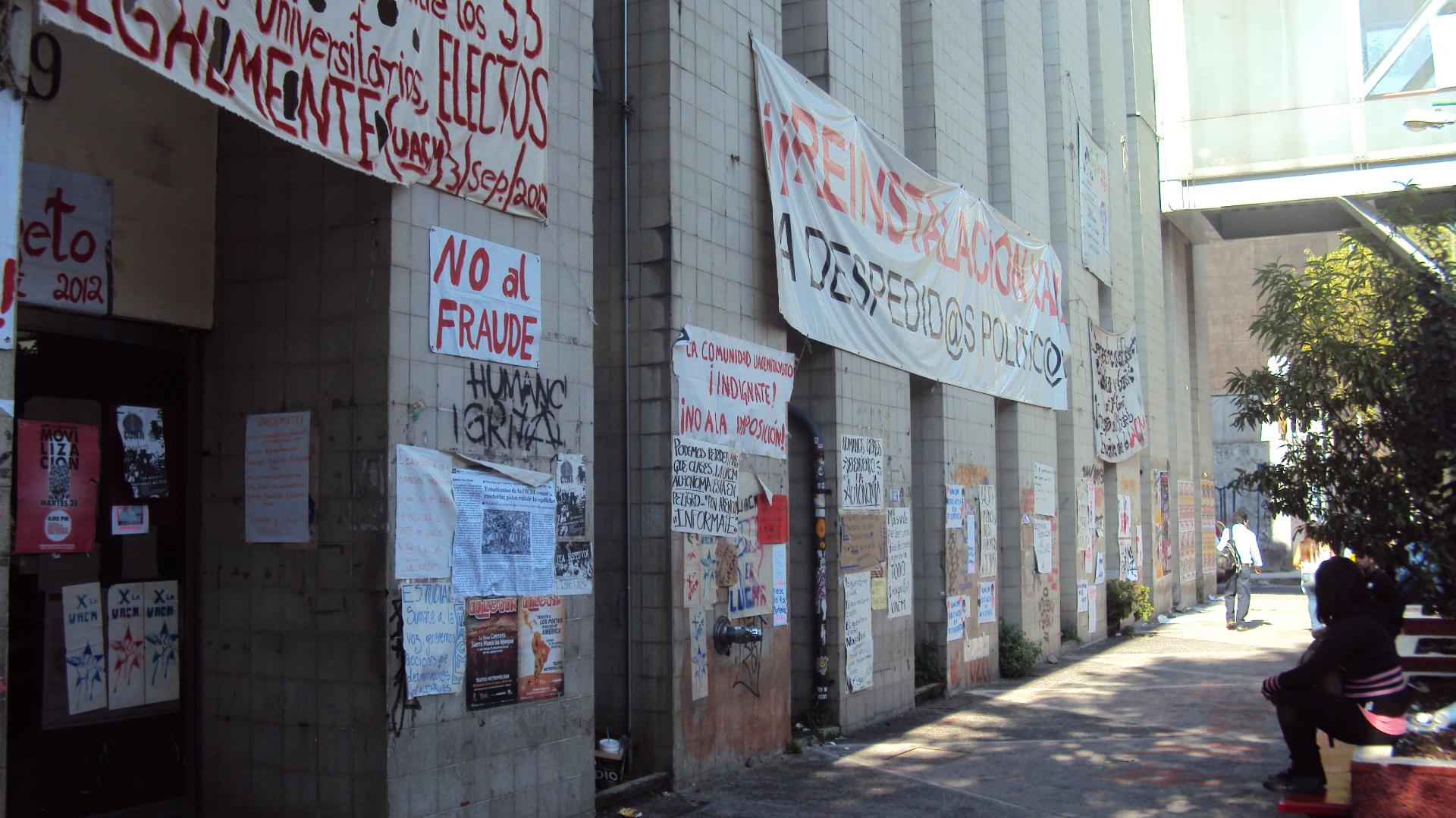 La ciudad movimiento estalla