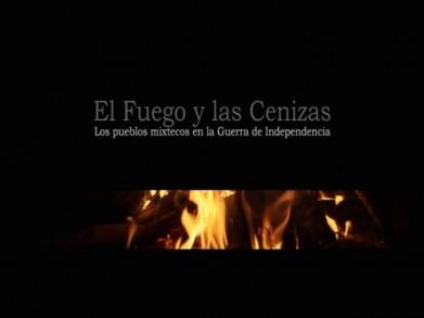 el fuego y las cenizas