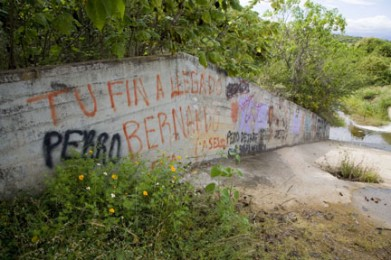 Death Threat for Resisting a Mine in Oaxaca
