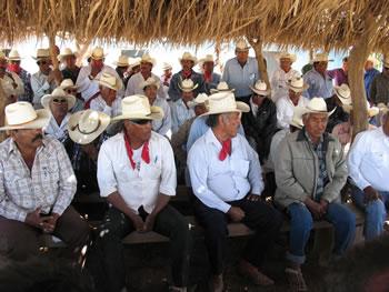 Tribu Yaqui De Sonora