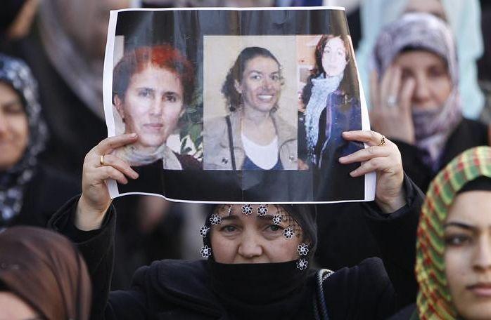 kurdas asesinato