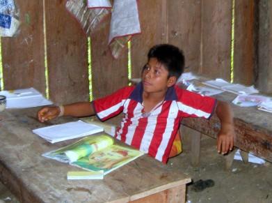 reforma ninio escuela indigena