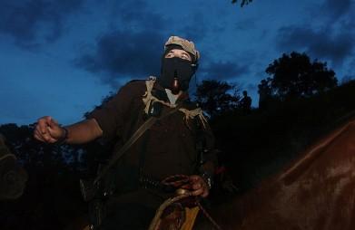 subcomandante marcos caballo