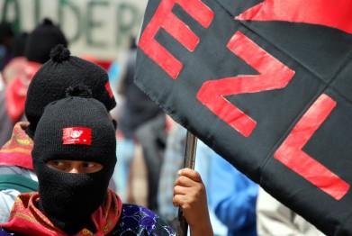 zapatistas bandera