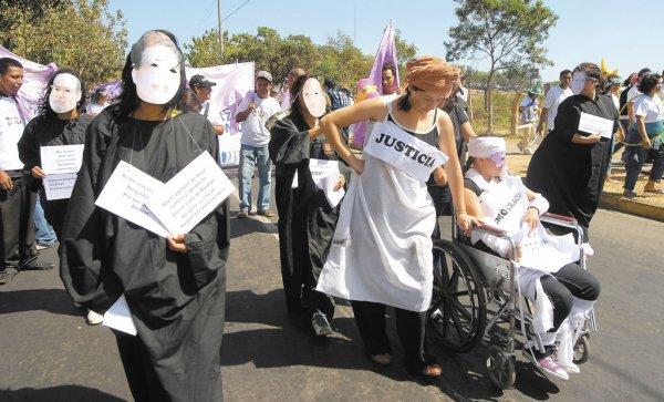 nicaragua mujeres