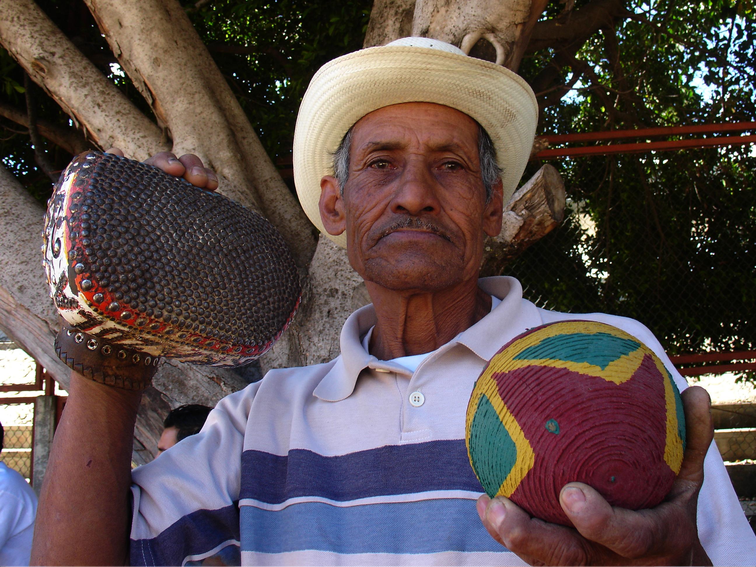 pelota mixteca