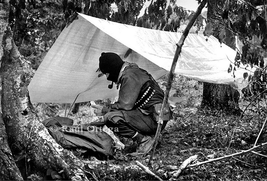 Entrevista inédita al subcomandante Marcos: Origen y balance de la ...