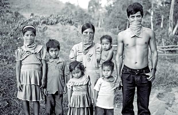 zapatistas familia