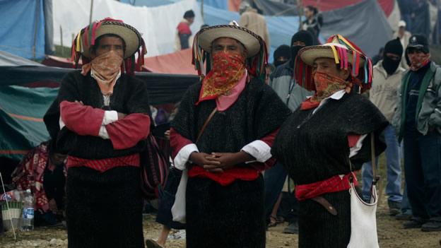 De Los Altaenlace Muertos En Zapatista28 Voz Callan Cuando tCQshdr