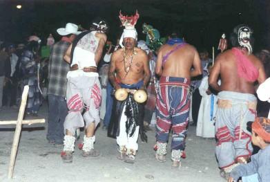 Yaqui Danza