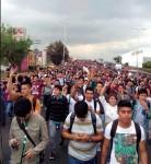 politecnicos marchan