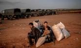 TURKEY-SYRIA-CONFLICT-KURDS-REFUGEES