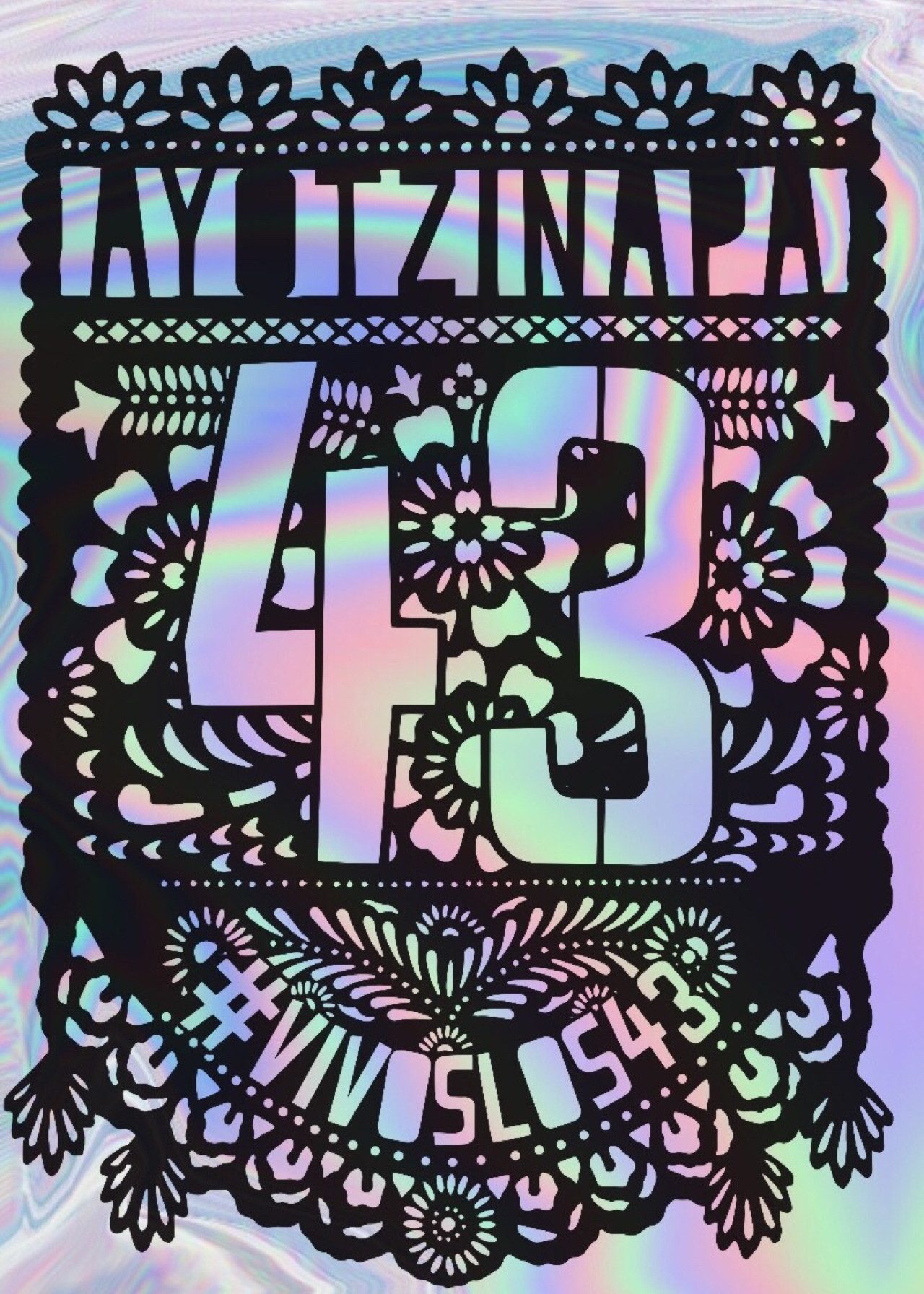 2 vivos los 43