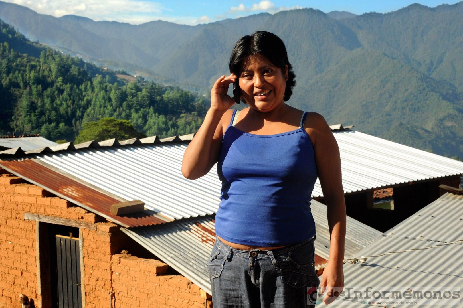 telefonía comunitaria México