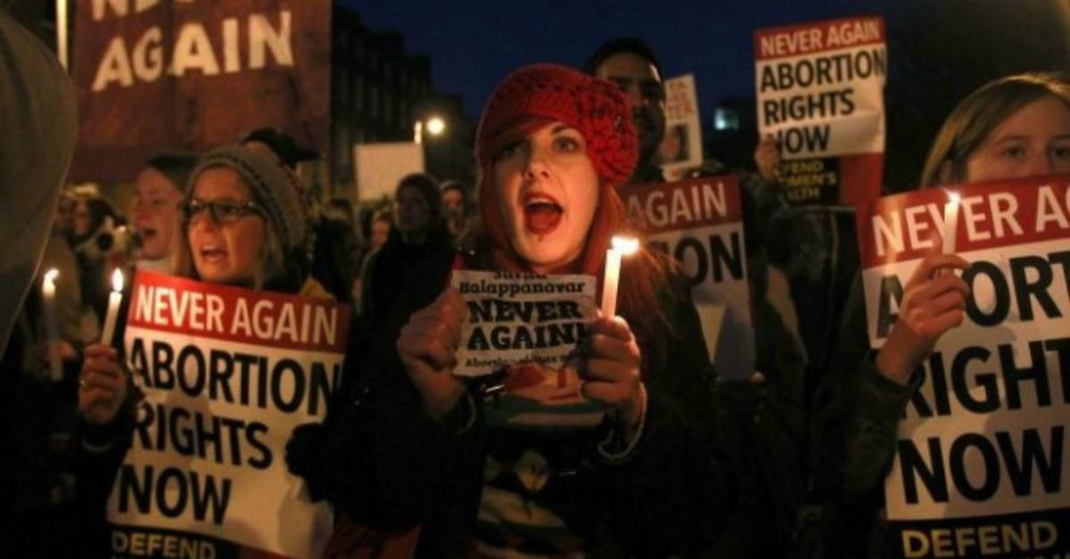Aborto-Irlanda