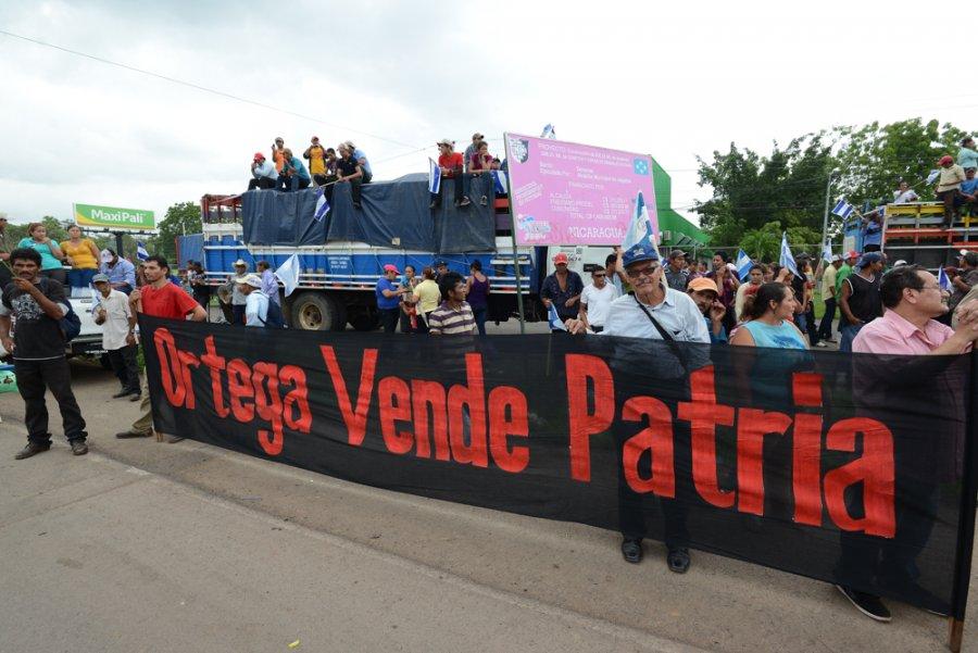Ortega vende patria 2