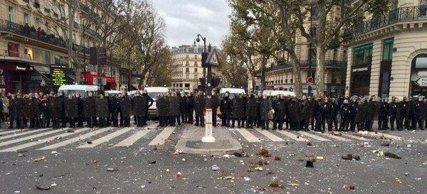 Paris Cop 2