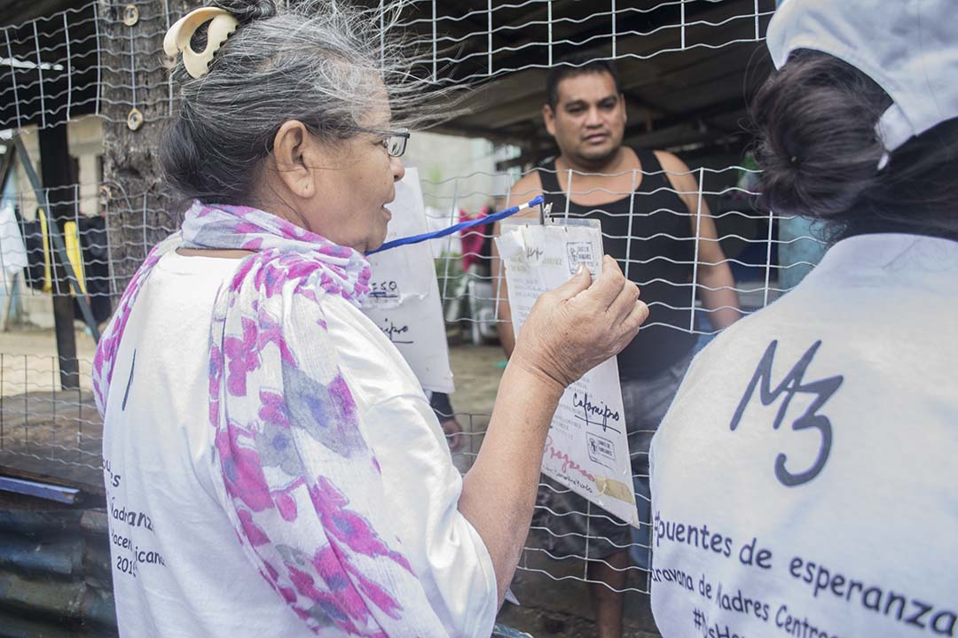 Calles cercanas al albergue para migrantes, Coatzacoalcos, Veracruz