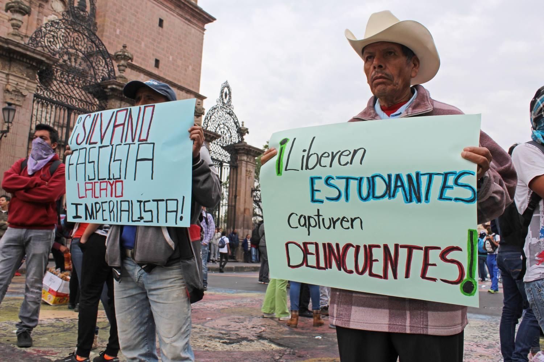 Foto: Agustín Ruiz / Michoacán