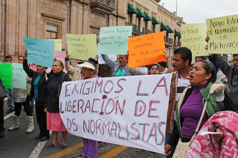 Foto: Agustín Ruiz / Defensa Michoacán