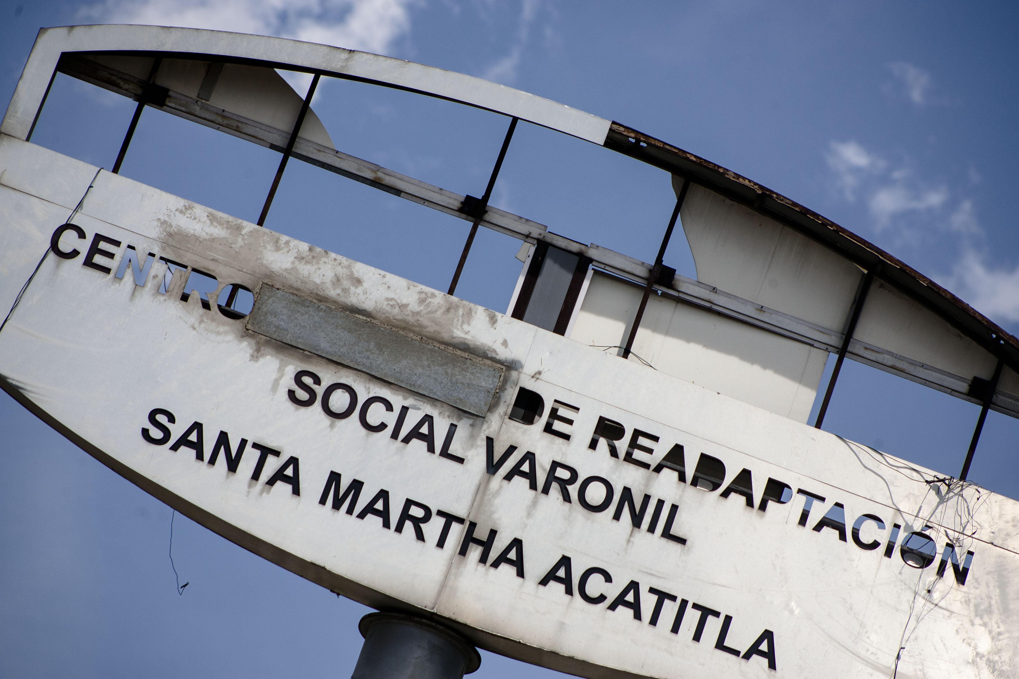 La Pasión de Cristo en el penal de Santa Marta Acatitla ...