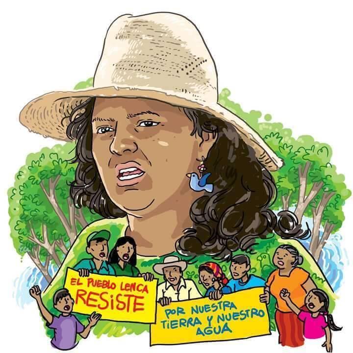 Berta Cáceres Honduras