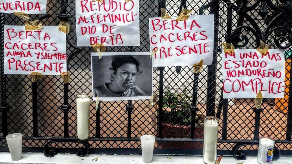 Berta solidaridad 1 Rubén Figueroa